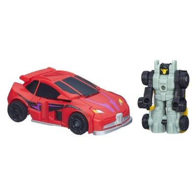 Transformers Generations Legends Class Cliffjumper and Suppressor Figures