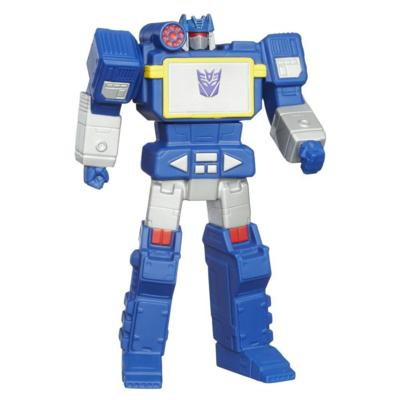 Transformers Prime Titan Warrior Soundwave Figure