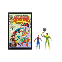 Marvel Universe Comic Packs: Spider-Man & Thunderball