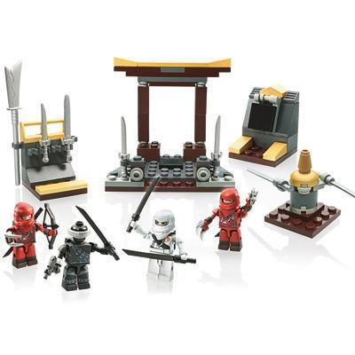 Kre-O G.I. Joe Ninja Temple Battle Construction Set