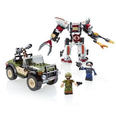 Kre-O G.I. Joe Serpent Armor Strike Construction Set