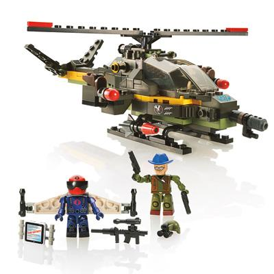 Kre-O G.I. Joe Dragonfly XH-1 Construction Set