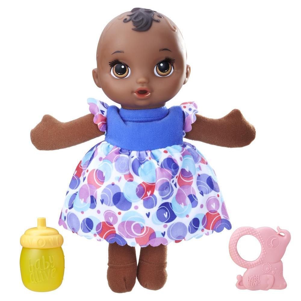Baby Alive Lil' Slumbers - Dark Brown Hair
