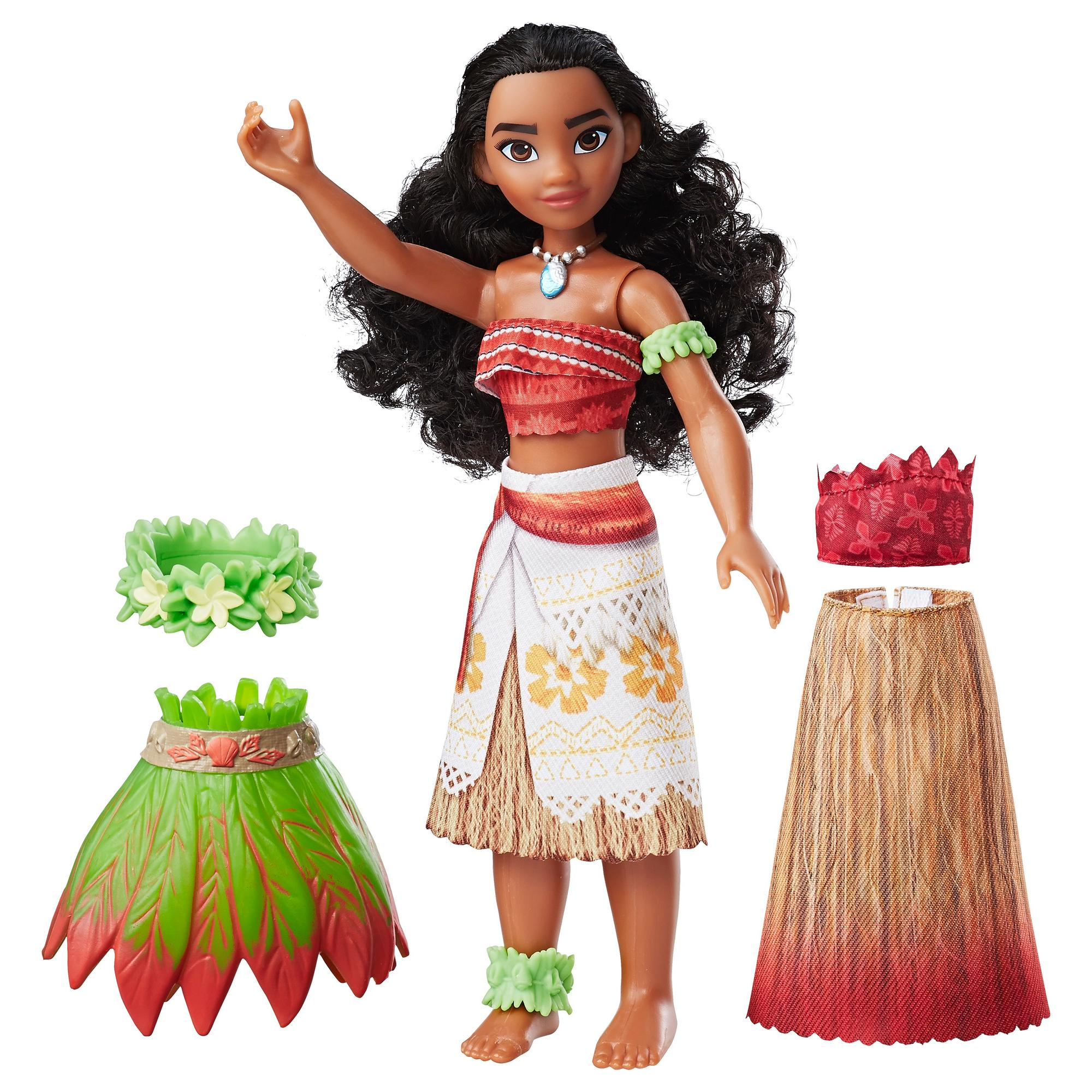 Disney Moana Island Fashions