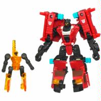 TRANSFORMERS POWER CORE COMBINERS: SMOLDER with CHOPSTER