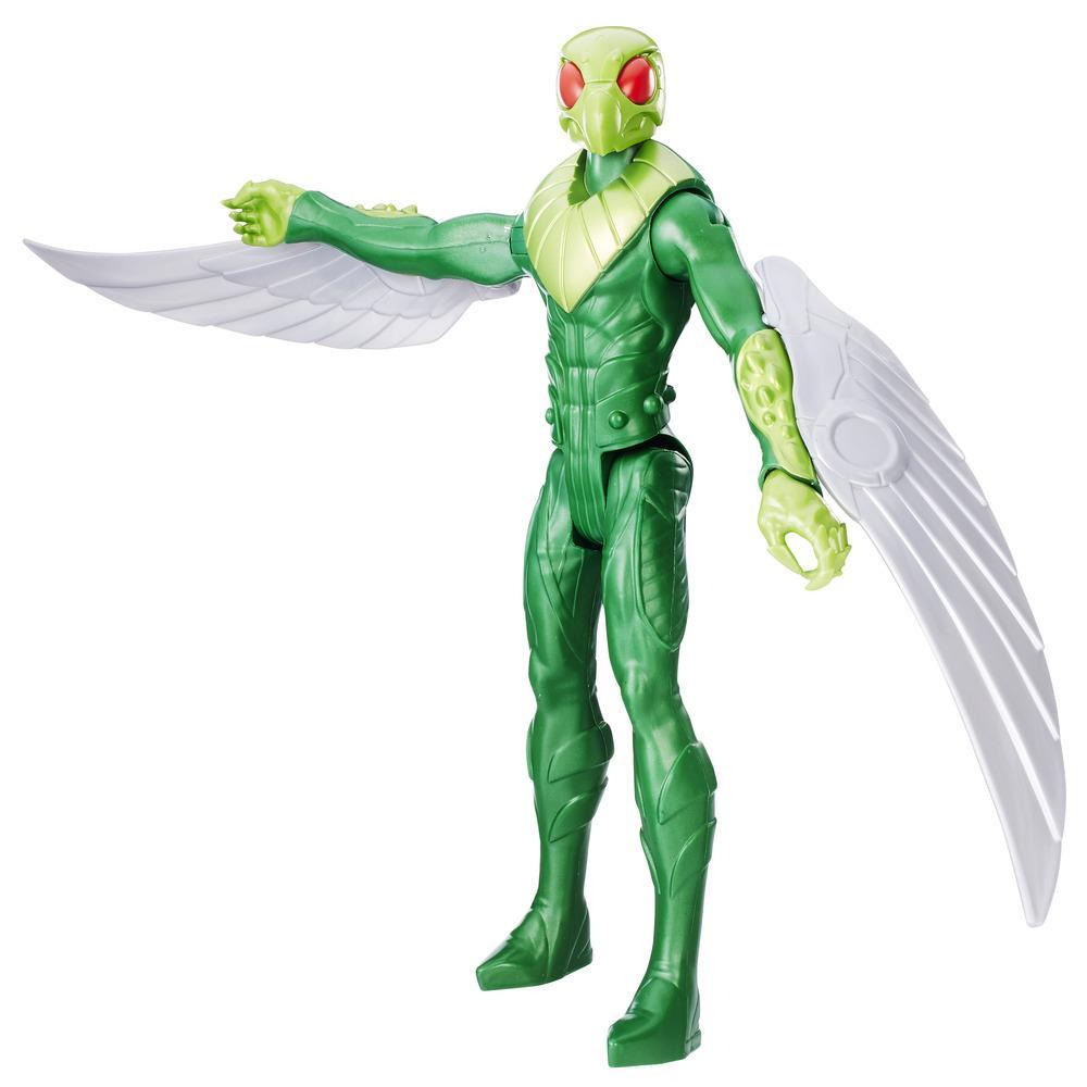 Marvel Spider-Man Titan Hero Series Villains Vulture Figure