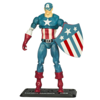 Marvel Universe: Captain America