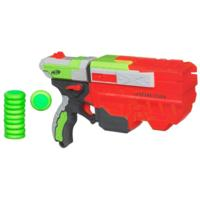 NERF VORTEX VIGILON Blaster (Double Your Discs)
