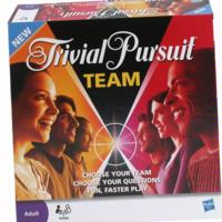 TRIVIAL PURSUIT TEAM Game