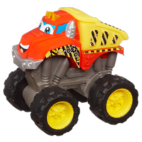 TONKA CHUCK & FRIENDS CHUCK THE MONSTER DUMP TRUCK Vehicle
