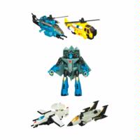 TRANSFORMERS POWER CORE COMBINERS: SKYBURST with AERIALBOTS