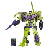 Transformers Generations Combiner Wars Devastator Set
