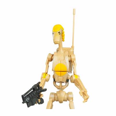 Star Wars The Clone Wars Battle Droid Commander