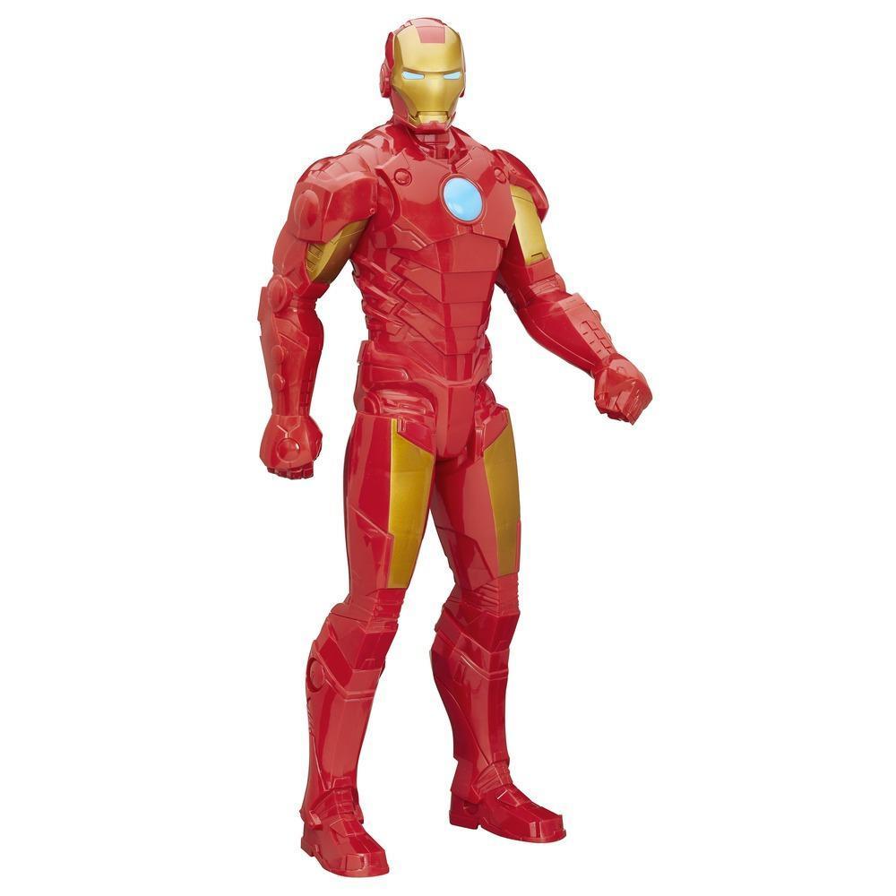 Marvel Titan Hero Series 20-inch Iron Man