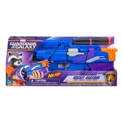 ギャラクシーロケットラクーンブラスターの驚異のガーディアン