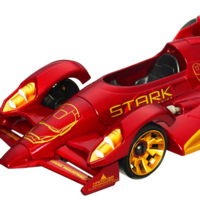 Iron Man 2 Mark IV Red Vortex