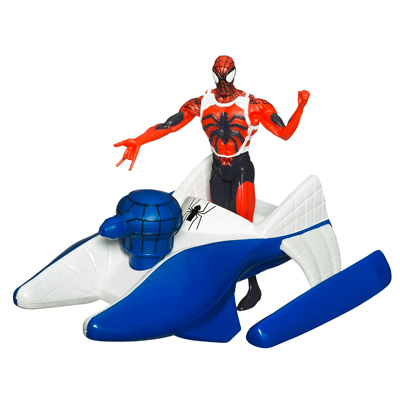 Spider-Man: Web Splashers Hyperwave