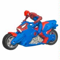 Spider-Man -  Zoom N' Go Web Rider