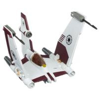 STAR WARS THE CLONE WARS REPUBLIC V-19 TORRENT STARFIGHTER Vehicle