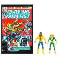 MARVEL Greatest Battles Comic Packs: POWER MAN and IRON FIST
