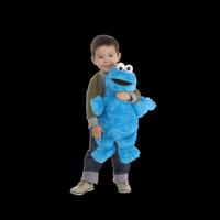 Playskool Sesame Street Cookie Monster Jumbo Plush