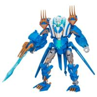 TRANSFORMERS PRIME ROBOTS IN DISGUISE Voyager Class STAR SEEKER THUNDERTRON Figure