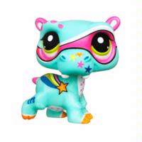 LITTLEST PET SHOP 2010 Edition (Hippo)