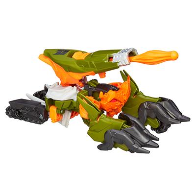 Transformers Prime Beast Hunters Commander Class Decepticon Bludgeon Figure