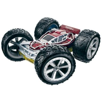 TONKA XT RICOCHET STUNT PRO R/C Vehicle (Yellow and Red)
