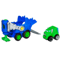 TONKA CHUCK & FRIENDS ADVENTURE RIG Playset (Rowdy)