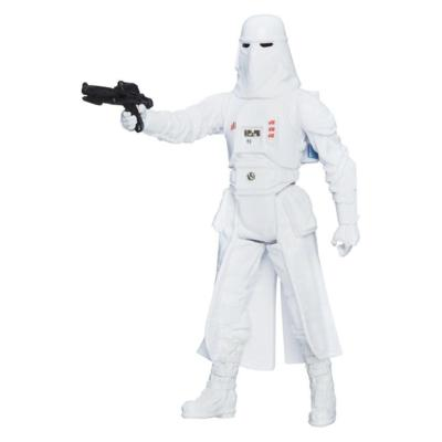 Star Wars Saga Legends Snowtrooper Figure