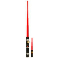 Star Wars The Clone Wars Electronic Sith Duel Action Lightsaber