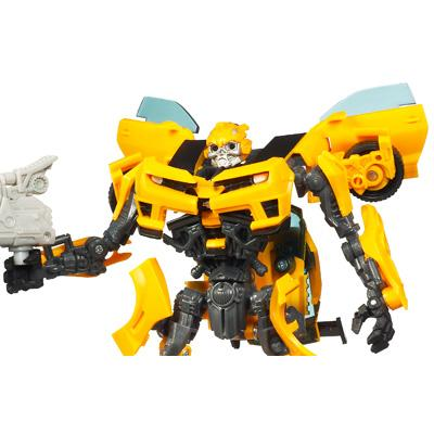 TRANSFORMERS DARK OF THE MOON MECHTECH Deluxe Class BUMBLEBEE