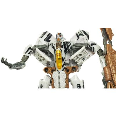 TRANSFORMERS DARK OF THE MOON MECHTECH Deluxe Class STARSCREAM