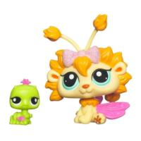 LITTLEST PET SHOP Fairies GLISTENING GARDEN Dandelion Fairy Set