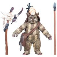 STAR WARS RETURN OF THE JEDI The Vintage Collection LOGRAY (EWOK Medicine Man) Figure