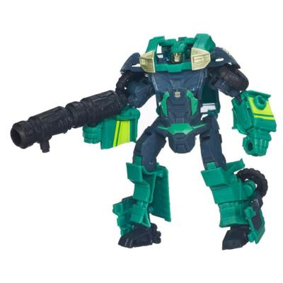 TRANSFORMERS PRIME DELUXE SERGEANT KUP