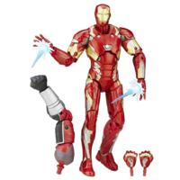 Marvel 6-Inch Legends Series Iron Man Mark 46 Figure