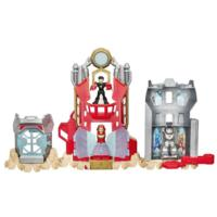 Playskool Heroes Marvel Super Hero Adventures Iron Man Armor Up Fortress