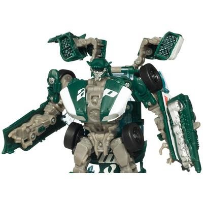 TRANSFORMERS DARK OF THE MOON MECHTECH Deluxe Class ROADBUSTER