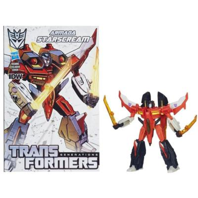 Transformers Generations 30th Anniversary Deluxe Class Armada Starscream Figure