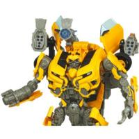 TRANSFORMERS DARK OF THE MOON MECHTECH Leader Class BUMBLEBEE