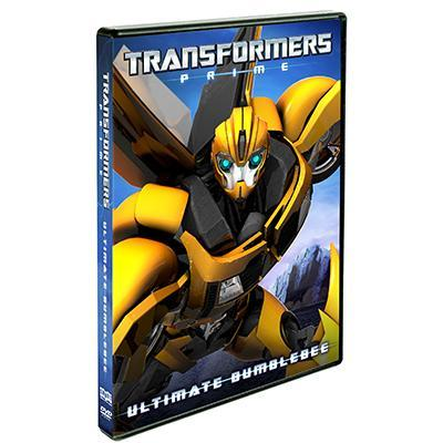 Transformers Prime Ultimate Bumblebee DVD (2010)
