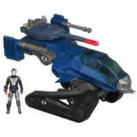 G.I. JOE RETALIATION H.I.S.S. Tank Vehicle with COBRA COMMANDER Figure