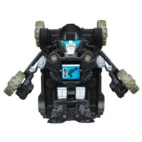 TRANSFORMERS BOT SHOTS Battle Game Series 1 IRONHIDE Vehicle