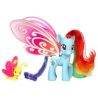 MY LITTLE PONY GLIMMER WINGS RAINBOW DASH Figure