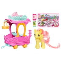 MY LITTLE PONY FLUTTERSHY'S NURSERY TRAIN CAR Vehicle