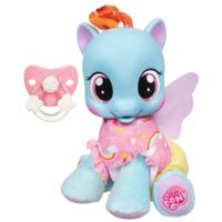 MY LITTLE PONY SO SOFT NEWBORN RAINBOW DASH Doll