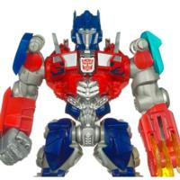 TRANSFORMERS DARK OF THE MOON ROBO POWER REVVING ROBOTS OPTIMUS PRIME