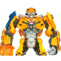 TRANSFORMERS DARK OF THE MOON ROBO POWER REVVING ROBOTS BUMBLEBEE